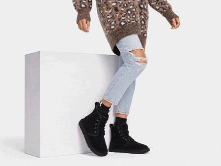 Just In: The Neumel High from Ugg