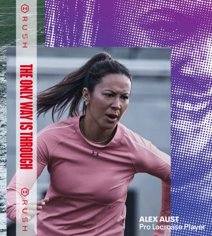 UA RUSH™ from Under Armour