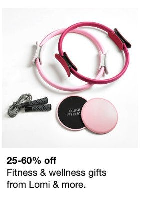 25-60% Off Fitness & Wellness Gifts from Lomi & More