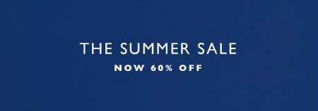 The Summer Sale now 60% Off from STUART WEITZMAN