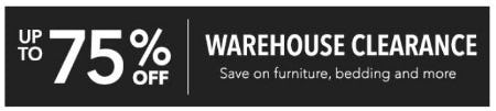 Warehouse Clearance up to 75% Off from Pb Teen