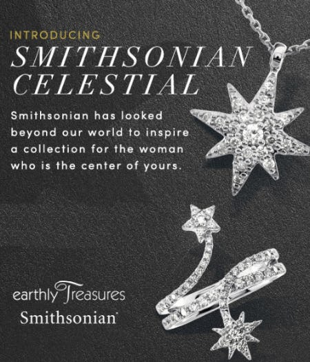 Introducing Smithsonian Celestial from Jared Galleria Of Jewelry