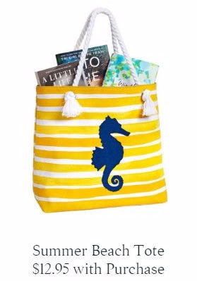 exclusive-summer-beach-tote-only-1295-with-purchase