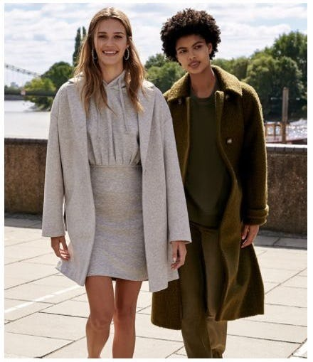 Fall Neutrals from TOPSHOP