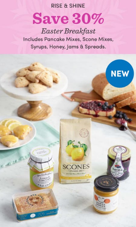Save 30% Easter Breakfast from Cost Plus World Market