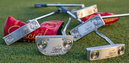Scotty Cameron Special Select Putters Now Available from Golf Galaxy