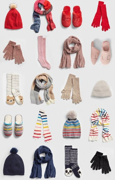 Good Things Come in Small, Cozy & Soft Packages from Gap