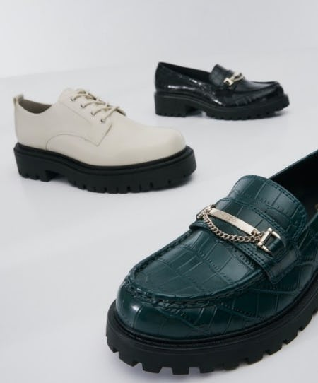 90s Nostalgia: The Chunky Loafer from ALDO