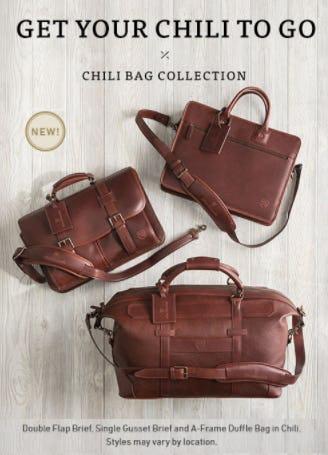 Chili Bag Collection