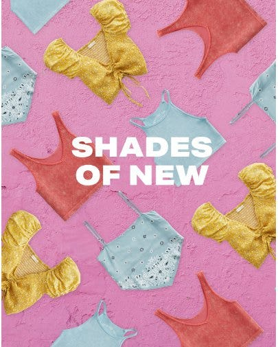 Shades of New from Aéropostale