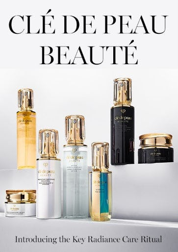 Introducing The Key Radiance Care Ritual from Saks Fifth Avenue