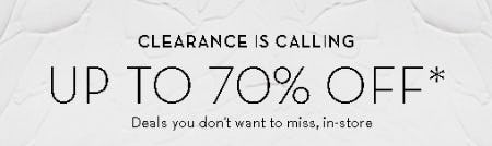 Clearance up to 70% Off from Z Gallerie