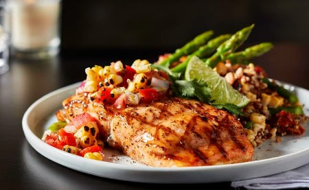 Firebirds Valentine's/February Features from Firebirds Wood Fired Grill