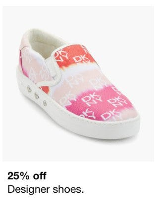 25% Off Designer Shoes from macy's