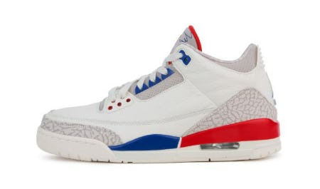 Men's Air Jordan 3 Retro from Shiekh