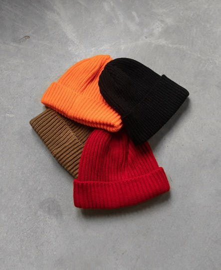 New Winter Beanies from DTLR