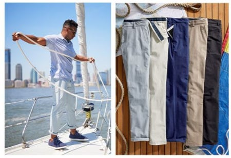 The On-the-Go Pant from vineyard vines