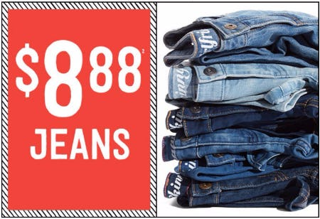 $8.88 Jeans