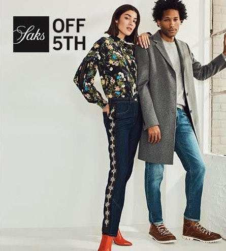 Shop the Saks OFF 5TH Denim Event! from Saks Fifth Avenue OFF 5TH