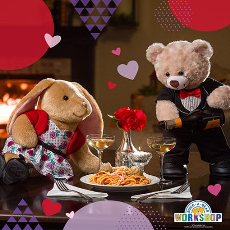 Give Love in Every Hug with Build-A-Bear! from Build-A-Bear Workshop