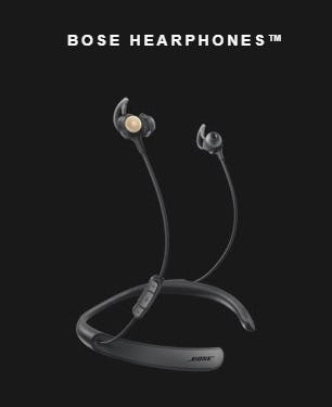 Bose Hearphones™ from Bose