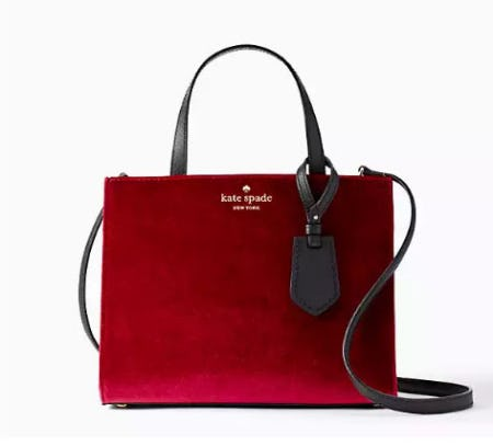Thompson Street Velvet Sam from kate spade new york