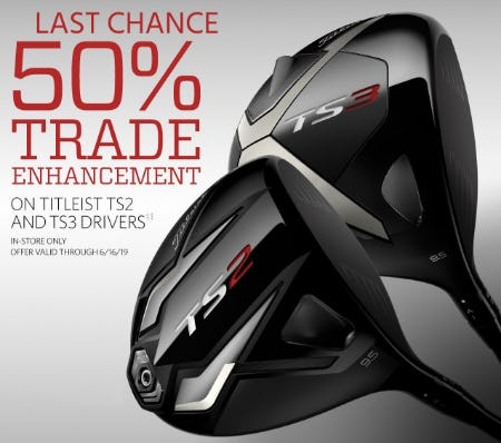 Up to $200 Off on Rogue Drivers and Fairway Woods at Golf