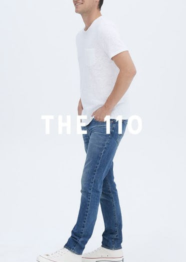 The 110 Denim