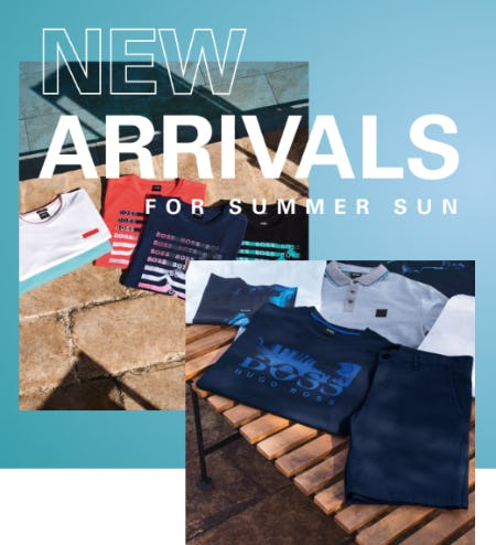 For Every Summer Occasion from Hugo Boss
