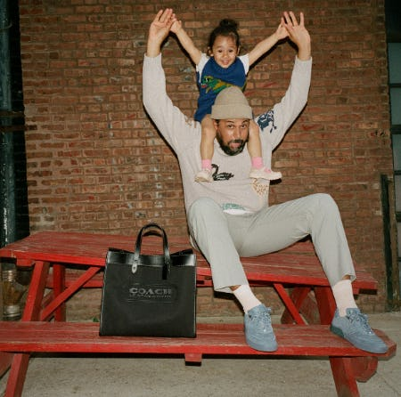 Gifts to Make Dad Smile from Coach