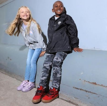 Vans Skate Shoes from Journeys Kidz