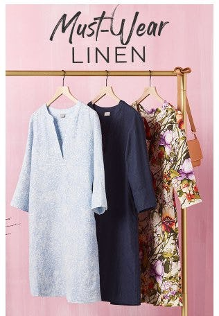 Linen Shift Dresses Perfect for Any Occasion from Chico's