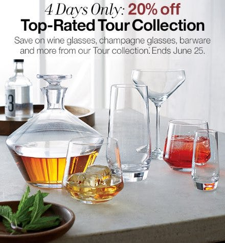 20% Off Top-Rated Tour Collection