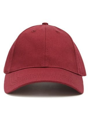 Canvas Baseball Cap from Forever 21