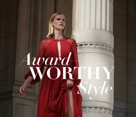 Award-Worthy Style from BCBG