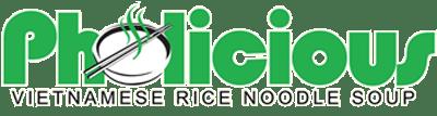 Pholicious Vietnamese Rice  Noodle Soup Logo