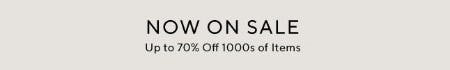 Up to 70% Off 1000s of Items from Pottery Barn