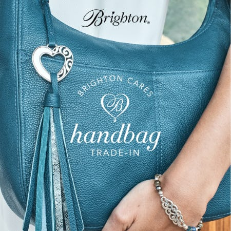 Handbag Trade-In Event from Brighton Collectibles