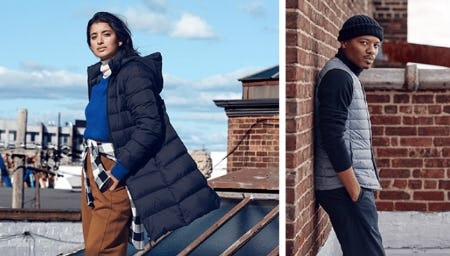The Winter Style Goals from Uniqlo