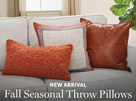 Our Newest Throw Pillows from Lovesac