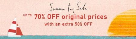Summer Tag Sale: Up to 70% Off Original Prices from Anthropologie