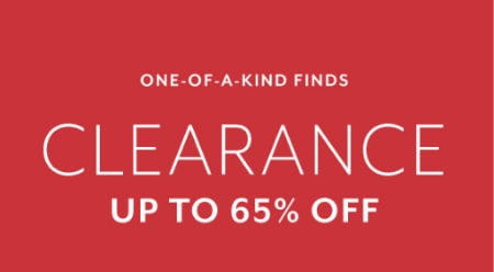 Up to 65% Off Clearance from Sur La Table