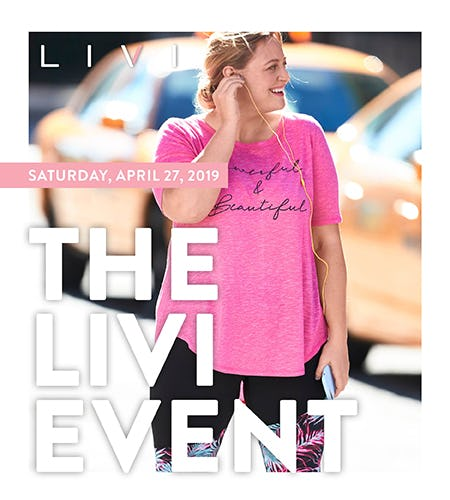 The LIVI Event from Lane Bryant