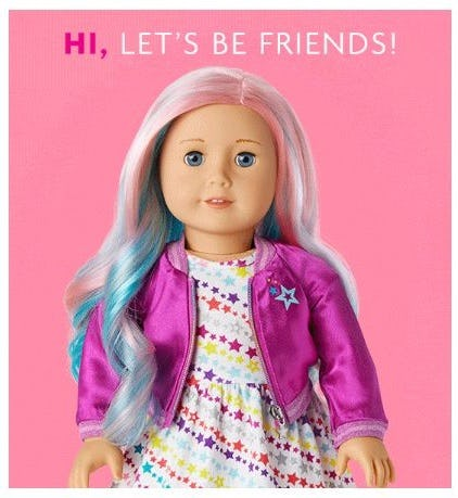 The Newest Truly Me Additions and Outfits from American Girl