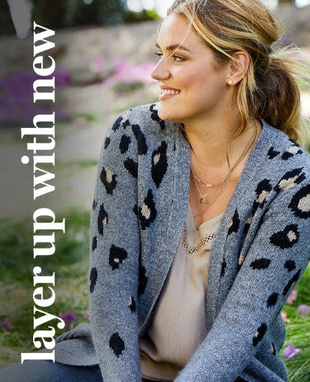 Discover our Super-soft Sweaters from maurices
