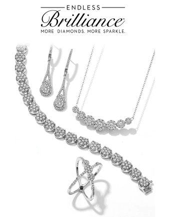 Endless Brilliance: More Diamonds, More Sparkle from Zales