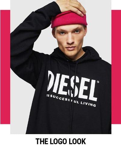 Logo Statement: Same Attitude, New Shades from Diesel