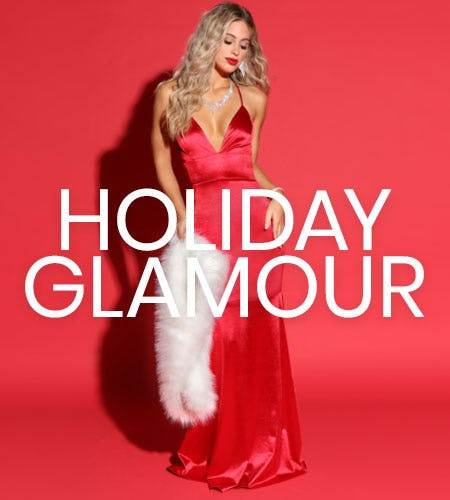 Holiday Glamour