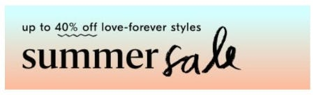 Up to 40% Off Love-Forever Styles from West Elm