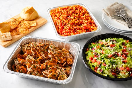 $10 Off $30 or More To-Go at BRIO from Brio Tuscan Grille